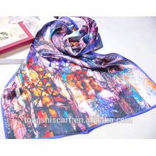 Cachecol de seda digital impressão Tongshi fornecedor alibaba china 2015 cachecol hijab alibaba site