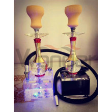 More Popular Type Acrylic Shisha Hookahs