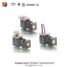 Tipo de cable de válvula miniatura de 10 mm