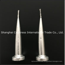 Factory Outlets Assorted Colours Available Silver Bullet Candles for Cake