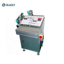 Machine de positionnement de feuille de carte de PVC de CNJ-DH400