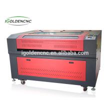Fábrica diretamente Cortador a laser 80 W 100 W 120 W 150 W Acrílico Plástico Madeira MDF board co2 máquina de corte a laser para venda