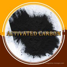 Hölzerner Pulver-Maschen-Aktivkohle für Öl-bleichende Chemikalien