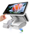 Computer POS con display cliente wireless con stampante