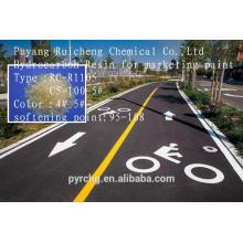Para a pintura quente da marca de estrada do derretimento, a resina de petróleo C5