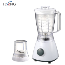 Juice blender in the kitchen at home