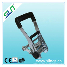 5t*50mm Rb50501 Ratchet Buckle with Plastic handle