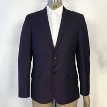 Großhandel schwarzen Mantel Hochzeitsanzug für Männer