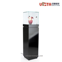 High+Quality+Customized+Wooden+Glass+Display+Showcase