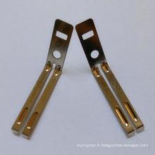 Pièces d'estampage en métal SUS304 pour jouets