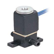 Válvula solenoide de plástico (SB123)