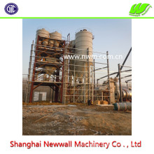 20tph Series Type Ready Mix Mortar Mixing Plant