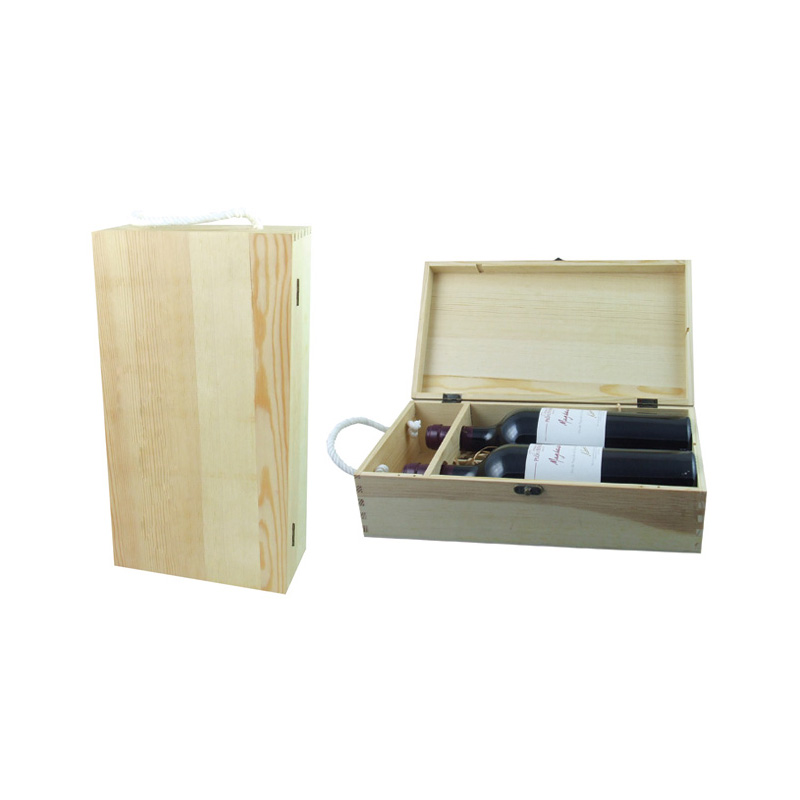 The High-end Wine Wooden Box