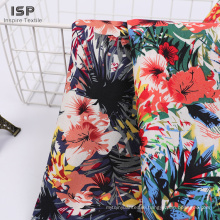 Soft Plain Dyed Woven Printed 100%Rayon Voile Fabric