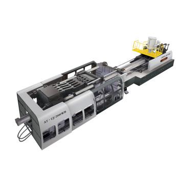 680 Ton High Efficiency Energy Saving Injection Molding Machine (AL-UJ/680C)