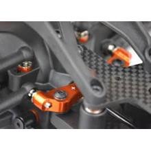 Sistema de transmisión y dirección de motocicleta