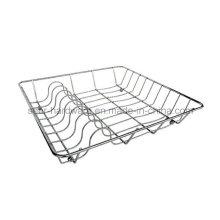 Rack de prato de aço inoxidável (SE-5654)
