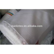 T/C Herringbone 80/20 100D*45 110*76 58/60'' White/Black for pocket