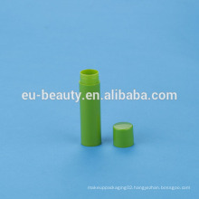 Empty lipstick tube