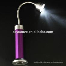 Magnetic base en acier inoxydable