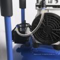 La mejor venta al por mayor del precio se levanta el compresor de aire dental médico silencioso silencioso del aceite silencioso silencioso del potro de la vertical