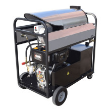 Outdoor Use Diesel heating Steam High Pressure Washer