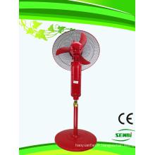 16 pouces AC220V pied ventilateur rouge grand minuteur (SB-S-AC16O)