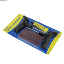 Motorcycle Car Tubeless Tire Pneu Puncture Plug Quick Repair Kit Ferramenta