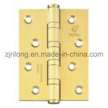 Charnière de roulement (traitement de surface) pour la décoration de porte Df 2026