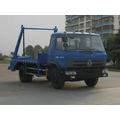 Dongfeng145 4X2 8CBM Garbage Container Lift Trucks
