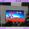 Painel fixo exterior da tela de exposição do diodo emissor de luz da cor completa de P10 SMD3535 7500CD / M2 para a propaganda video da parede