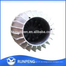 Herstellung Die Druckguss Aluminium LED Lampenabdeckung