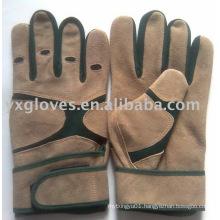 Cow Leather Glove-Mechanic Glove-Working Glove-Safety Glove