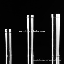 Good Quality Stainless Steel Pipette Sterilize Container 90*350mm