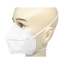 Praktische KN95-Maske für Kopfbedeckungen