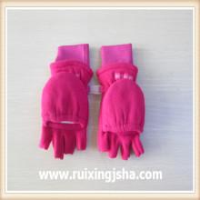 Kinder Finger geschnitten Ohrenklappe Handschuhe