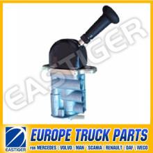 Peças de camiões para Daf Hand Brake Valve 1518228
