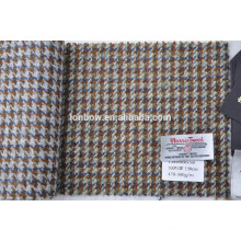 harris tweed fabric and labels
