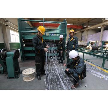 800mm 4/2 ST800 Stahlschnur-Förderband