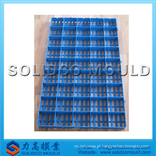 Molde De Paletes De Injeção De Alta Qualidade De Plástico Fornecedores