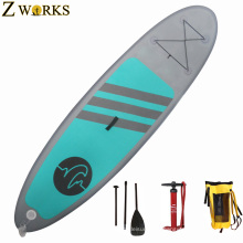 Inflatable Stand Up Paddle Board All Made By Hand For Sale