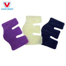 Cómodo paquete de frío Hombro de PVC flocado