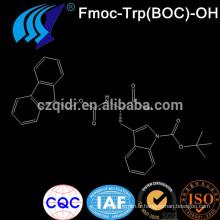 Leader de l'acide aminé Fmoc-Trp (BOC) -OH / N-alpha-Fmoc-N (in) -Boc-L-tryptophan Cas No.143824-78-6