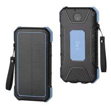 El mejor cargador inalámbrico solar portátil cargador solar