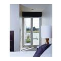 Seamless Anti Humidity Double Glass Aluminium Windows and Doors