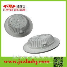 Professional big circular aluminum die casting radiator for led