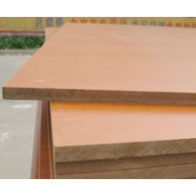 melamine face MDF board for coffee table/furniture/kitchen