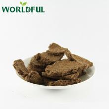 saponina rica e matéria orgânica chá bolo de sementes, saponin marrom bolo de sementes de chá