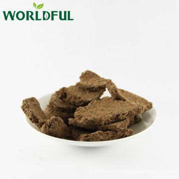 Gâteau de graines de thé Saponin bio brun, graines de camélia pour l'agriculture et l'aquaculture