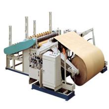 Автоматическая высокоскоростная машина для перемотки бумаги